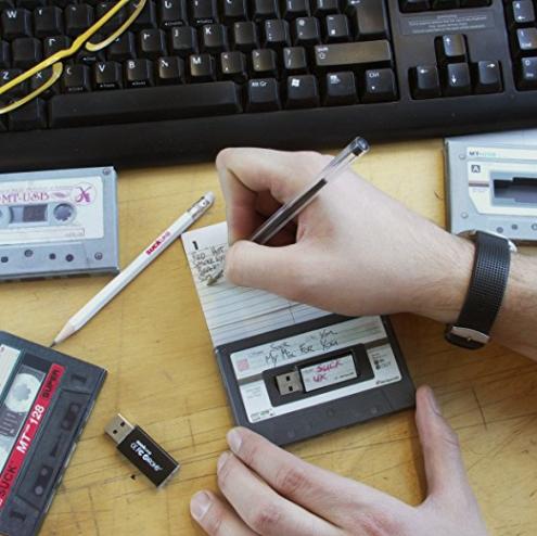 Amazon com Mix Tape 1GB USB Memory Stick Computers Accessories